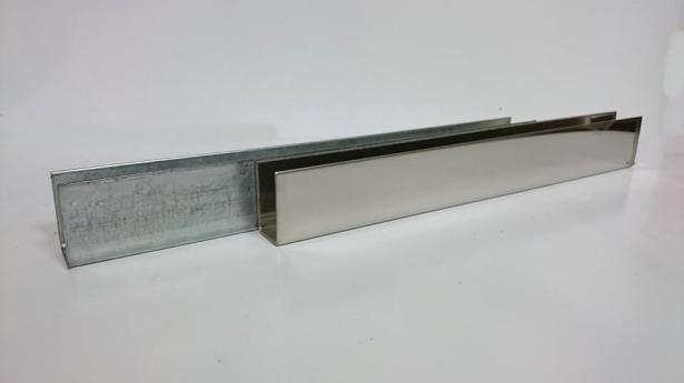 2折75型電動邊柱(鍍鋅/白鐵) 1