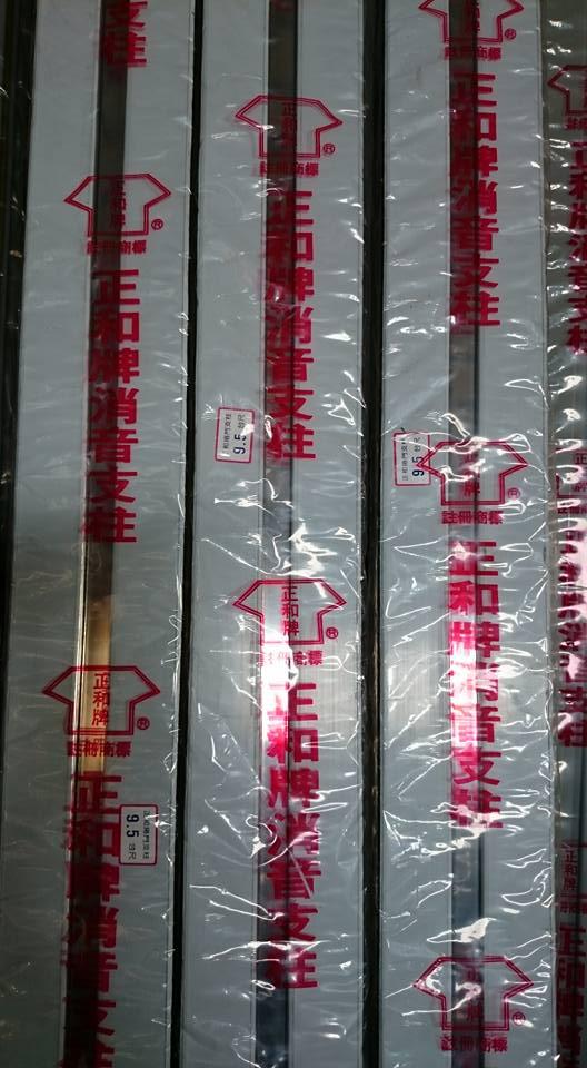 100型電動消音中柱2.0(鍍鋅/白鐵) 1